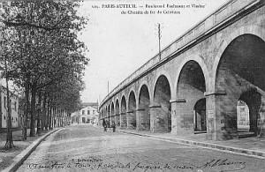 Bld exelmans et viaduc