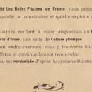 Les piscines Molitor -perspective historique et projet