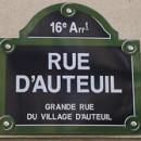 Conseil d'arrondt. du 30 nov 09 : charte de la participation, gare d'Auteuil, grippe A, fête des 150 ans du 16ème