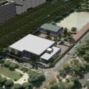 Conseil d'arrondissement du 12 juin 2012 – extension Roland Garros = de nouveaux équipements sportifs pour le 16ème et pour les scolaires