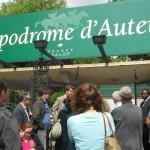 Entrée Porte d'Auteuil