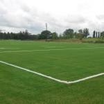 """Le terrain de Rugby """"Paparemborde"""" (pelouses sud)"""