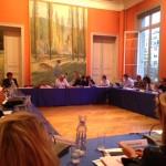 conseil d'arrondissement du 30 sept 2013 en face