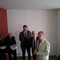 29 logements enfin accessibles à des parisiens qui «travaillent pour les parisiens» rue de Passy : voici les professions des attributaires. Inauguration par B Delanoë avec JY Mano et T Lauret