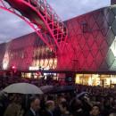 C'est Beaugrenelle – Front de Seine – Inauguration du nouveau centre commercial face au 16e en présence d'Anne Hidalgo, Thomas Lauret et de nombreux élus de tous bords. Paris innove pour le commerce et l'emploi