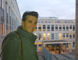 Visite de Paris Dauphine en nov 2013