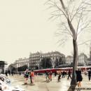 La fin du dernier conseil d'arrondissement vu par «Paris Tribune», à l'image de la mandature