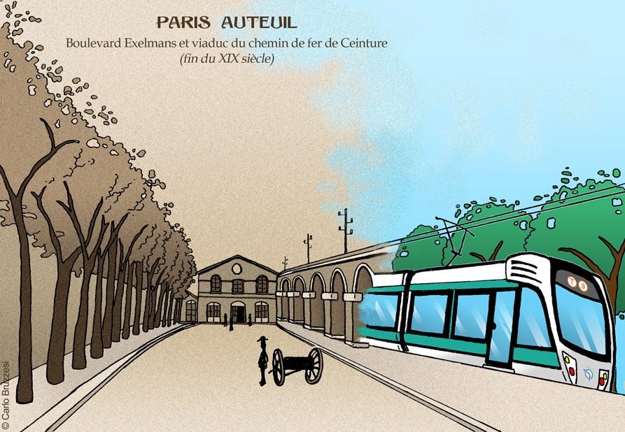 Tramway Histoire et Futur