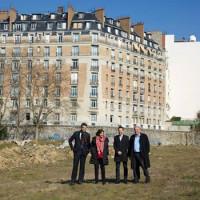 Logements, crèches, parking, jardin gare d'Auteuil – les travaux démarrent enfin
