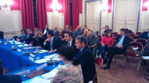 Thomas Lauret et Pierre Alain Weill Conseil du 3 nov 2014