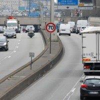 70 km/h sur le périphérique : un an après, la Ville et la Préfecture de police saluent un bilan positif