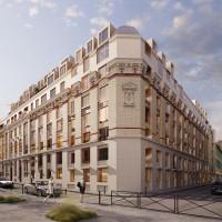Pose de la première pierre de logements mixtes à la caserne Saint-Didier