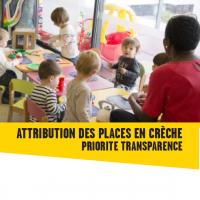 Places en crèche : le Maire du 16e doit signer la charte de la transparence