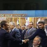 <b>TL et Macron</b> <br />