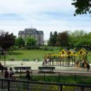 Parc Sainte-Périne – l'ouverture au public des parties Sud et Nord votée en Conseil de Paris, c'est 75% de surface supplémentaire – Engagement tenu.