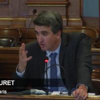 Conseil de Paris – unanimité pour notre vœu visant à préparer le dédoublement des classes de CP et CE1 en Rep + à Paris